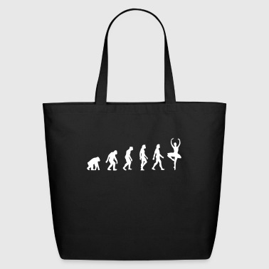 The Evolution Of Ballerinas - Eco-Friendly Cotton Tote