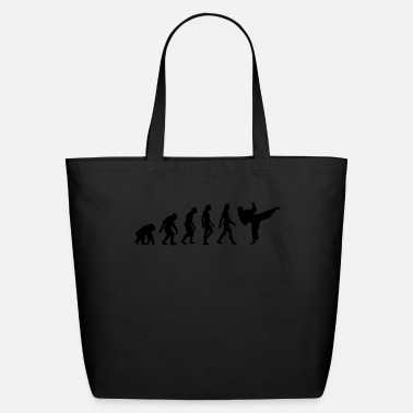 Taekwondo Evolution Taekwondo (1c) - Eco-Friendly Cotton Tote