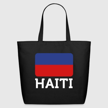 National Flag Of Haiti - Eco-Friendly Cotton Tote