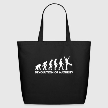 The Evolution Of Maturity - Eco-Friendly Cotton Tote