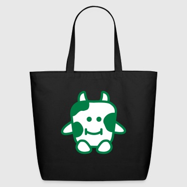 Moody Moody Cow - Eco-Friendly Cotton Tote