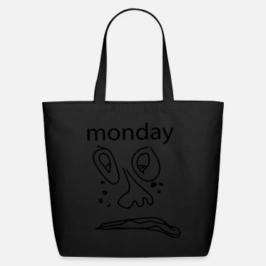 Monday monday - Eco-Friendly Cotton Tote