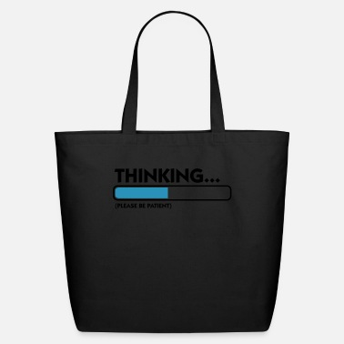 Reboot Thinking Patient (2c) - Eco-Friendly Cotton Tote