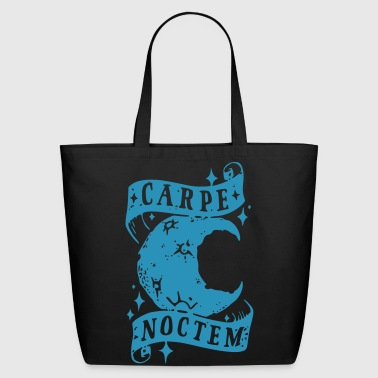 CARPE Noctem - Eco-Friendly Cotton Tote