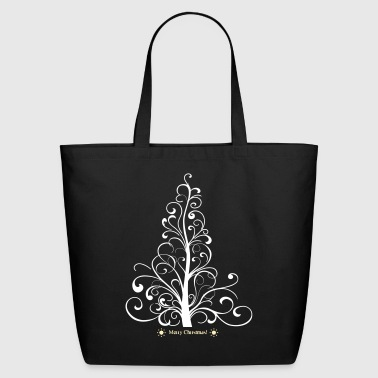 Christmas Tree - Eco-Friendly Cotton Tote