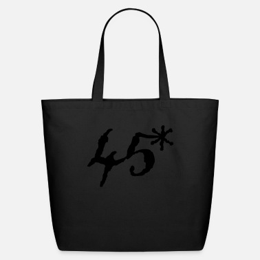 Asterisk 45 asterisk - Eco-Friendly Cotton Tote