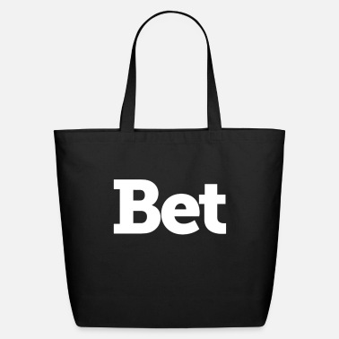 Bet Bet on me - Eco-Friendly Cotton Tote
