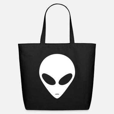 Hardstyle Alien - Eco-Friendly Cotton Tote