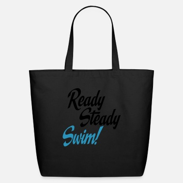 Swim 2541614 15120083 swim - Eco-Friendly Cotton Tote