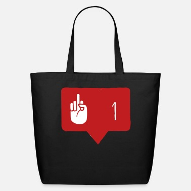 Quirk Notify of F*ck - Eco-Friendly Cotton Tote