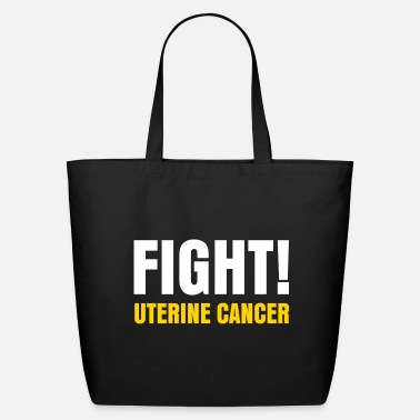 I'm not broken. Fight Uterine Cancer! - Eco-Friendly Tote Bag