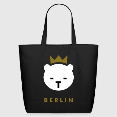 Berlin Bear - Eco-Friendly Cotton Tote