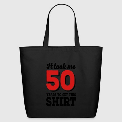 50 - Eco-Friendly Cotton Tote