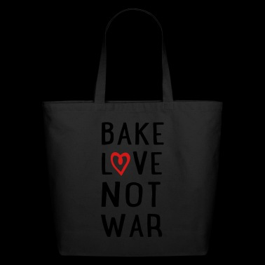 bake - Eco-Friendly Cotton Tote
