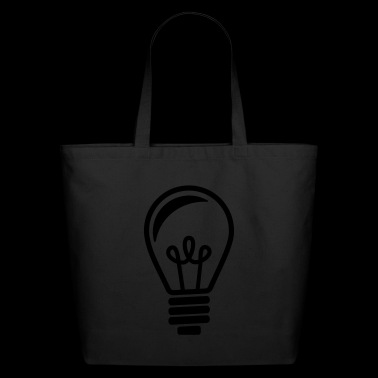 Bulb Light - Eco-Friendly Cotton Tote