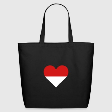 A Heart For Indonesia - Eco-Friendly Cotton Tote