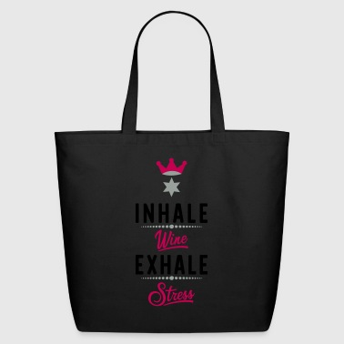 funny saying - Eco-Friendly Cotton Tote