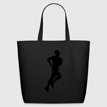 Jogging - Eco-Friendly Cotton Tote