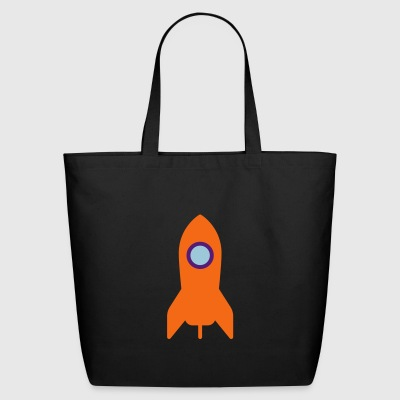 Rocket - Eco-Friendly Cotton Tote
