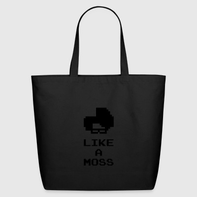Like a Boss Moss IT_Crowd - Eco-Friendly Cotton Tote