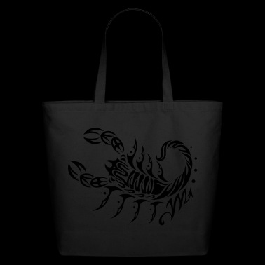 Astrological zodiac, scorpio. - Eco-Friendly Cotton Tote
