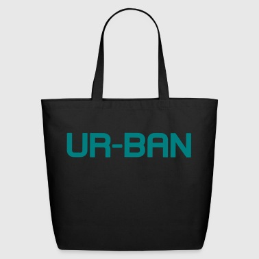 urban 3 - Eco-Friendly Cotton Tote
