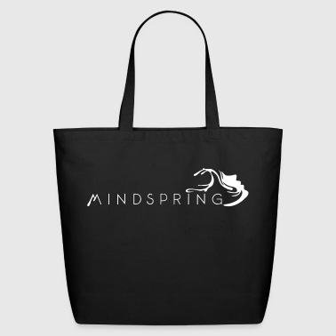 MS Logo W - Eco-Friendly Cotton Tote