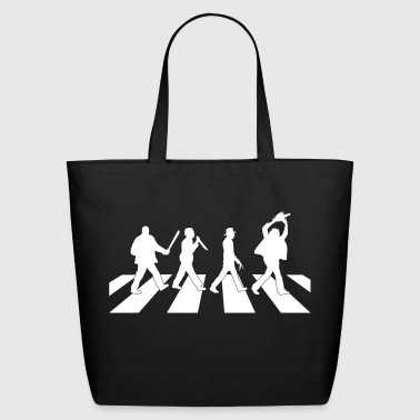 Abbey Road Killers - Eco-Friendly Cotton Tote