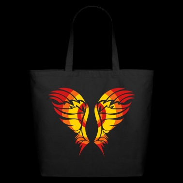 wings - Eco-Friendly Cotton Tote