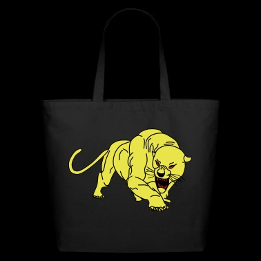 Panther - Eco-Friendly Cotton Tote