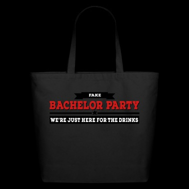 bachelor party - Eco-Friendly Cotton Tote