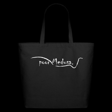 Poor Medusa - Eco-Friendly Cotton Tote