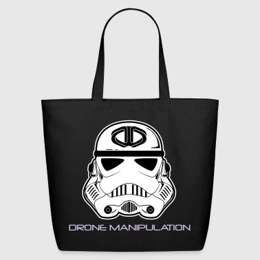 Drone Manipulation - Storm Trooper - Eco-Friendly Cotton Tote