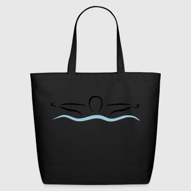 swim - Eco-Friendly Cotton Tote