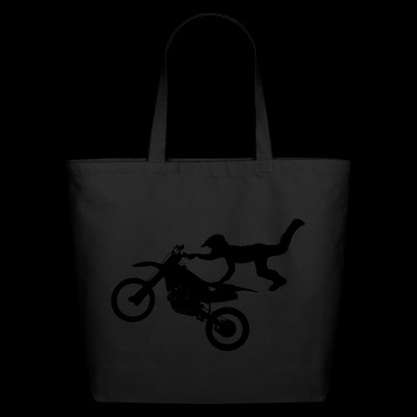Motocross - Eco-Friendly Cotton Tote