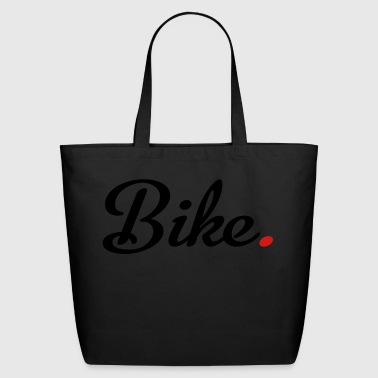 bike - Eco-Friendly Cotton Tote