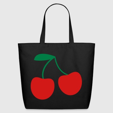 cherry - Eco-Friendly Cotton Tote