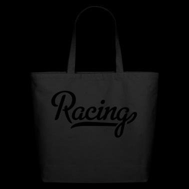 racing - Eco-Friendly Cotton Tote