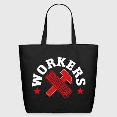 Workers Nerd - Eco-Friendly Cotton Tote