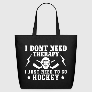 HOCKEY - Eco-Friendly Cotton Tote
