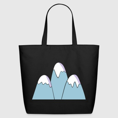 Mountains - Eco-Friendly Cotton Tote