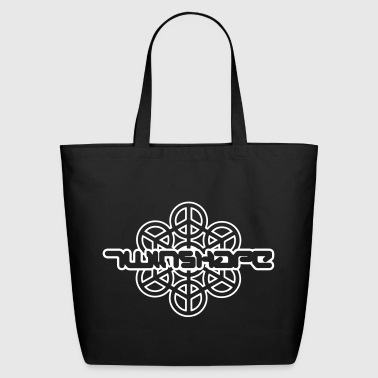 Twin Shape - Eco-Friendly Cotton Tote