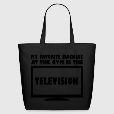 tv - Eco-Friendly Cotton Tote