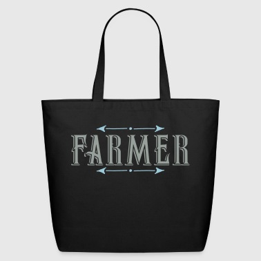 Farmer - Eco-Friendly Cotton Tote
