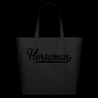 horseman - Eco-Friendly Cotton Tote