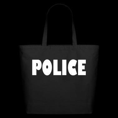 police - Eco-Friendly Cotton Tote
