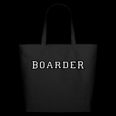 boarder - Eco-Friendly Cotton Tote