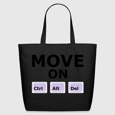 MOVE ON - Eco-Friendly Cotton Tote