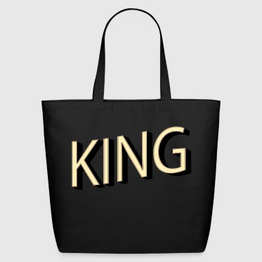 KING - Eco-Friendly Cotton Tote