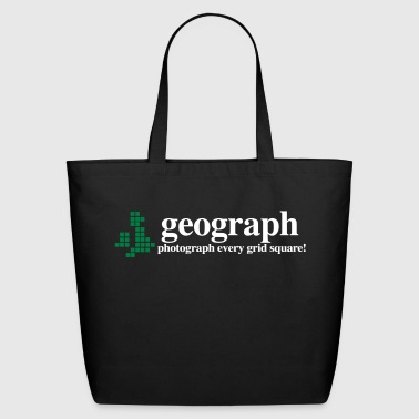 Geograph Britain and Ireland - Eco-Friendly Cotton Tote
